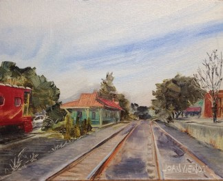 2014-0126 DeFuniak Depot and Tracks