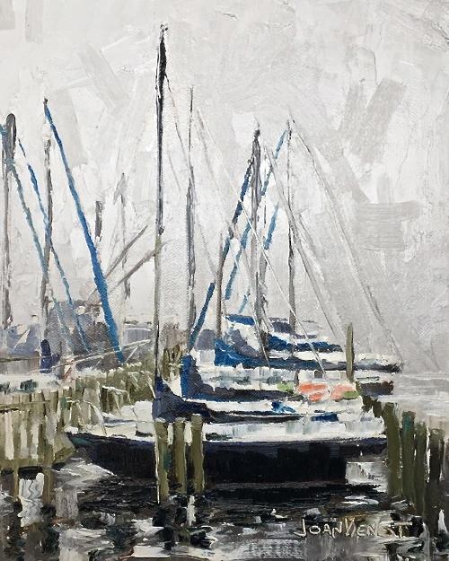 2015-0311 Boats at Foggy Oak Marina