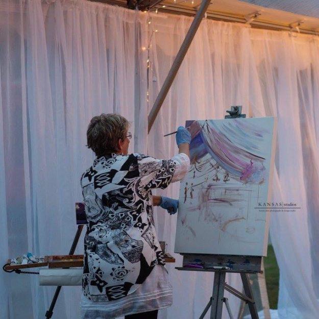 www.kansaspitts.com - Joan Vienot painting