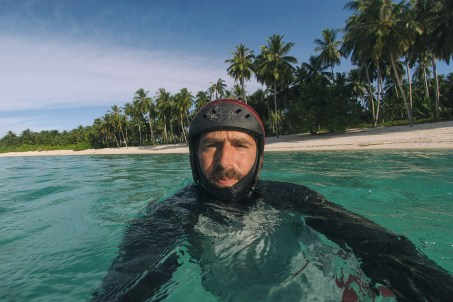 i heard the waters are cristal clear in sumatra