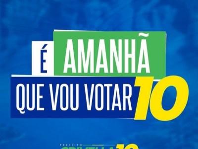 É amanhã que vou votar 10