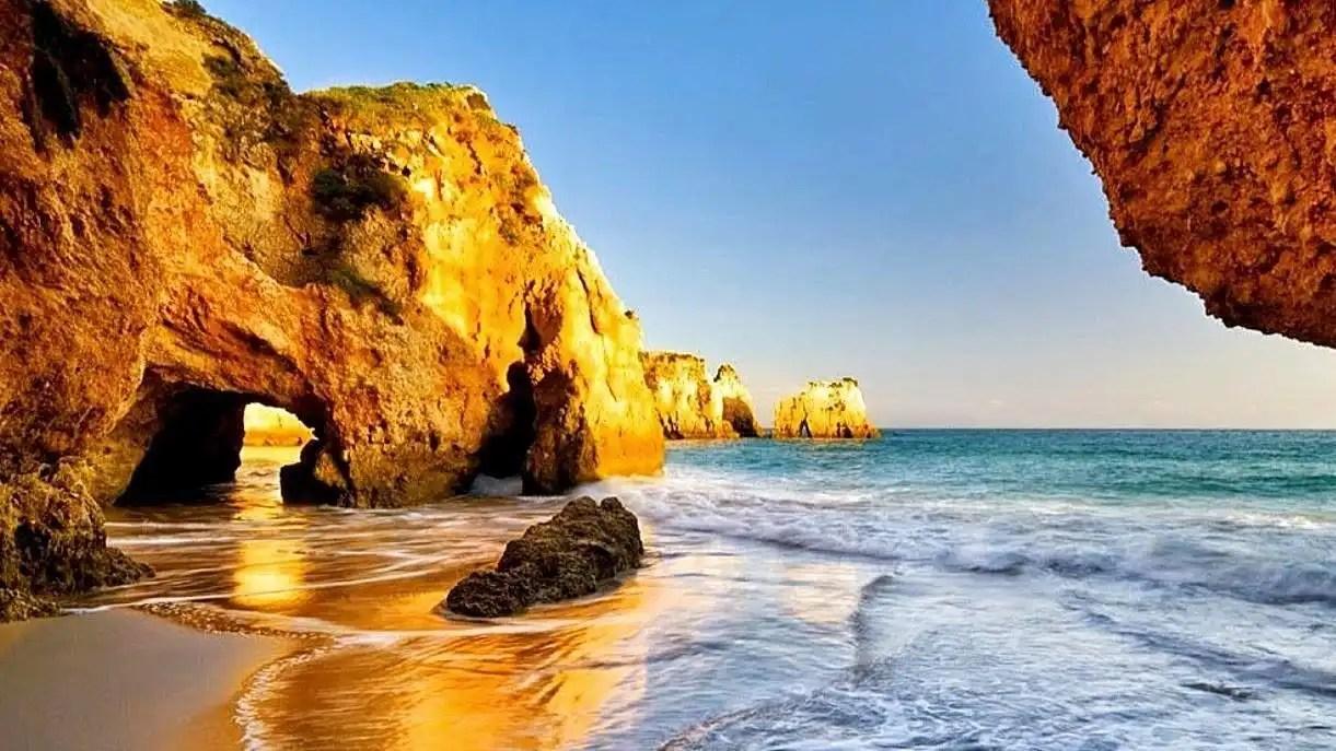 Portimão praia