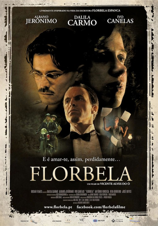 cartaz florbela