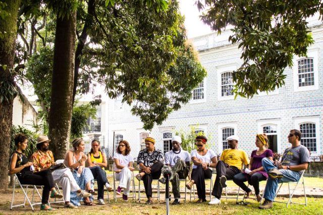 Jogo Aberto: vídeo tem suas raízes no projeto Capoeira no CAC UFPE (CNCAC). Da roda para o filme.