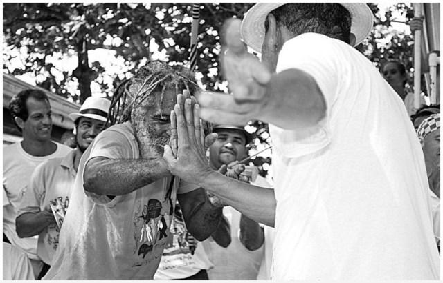 AS CHAMADAS OU PASSO A DOIS Curiosidades Portal Capoeira