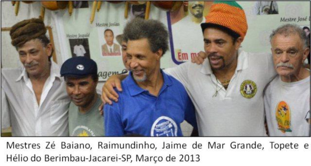Capoeira e informação ao longo da história Capoeira O Capoeireiro Portal Capoeira 2