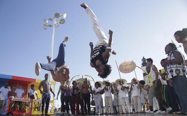Bibinha e Gugu Quilombola, conquistam título do Red Bull Paranauê Capoeira Portal Capoeira 3