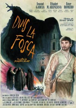 "Film Poster ""Dins La Fosca"""