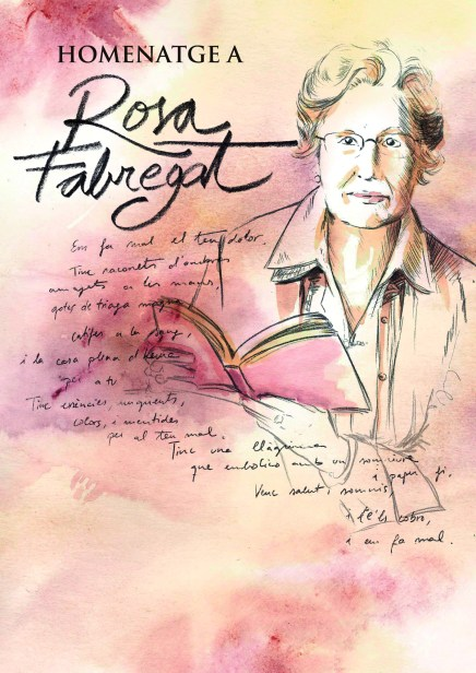 Homenatge a Rosa Fabregat