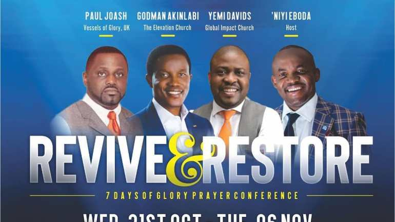Revive & Restore Conference Day 1