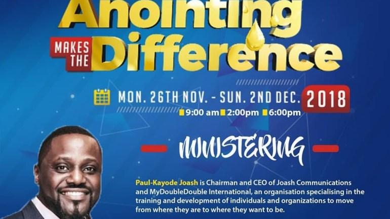 Rhema Chapel International Convention – Session 1