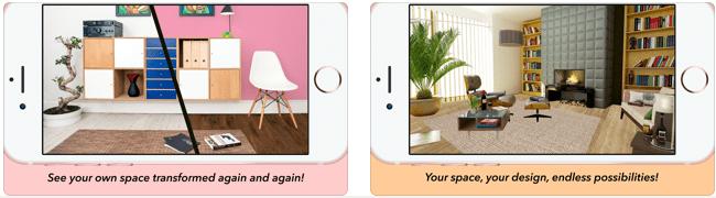 home harmony app screenshot