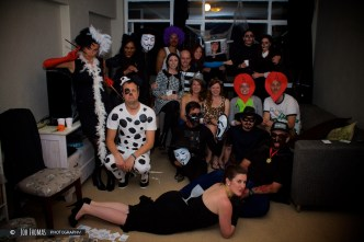Halloween Housewarming Party