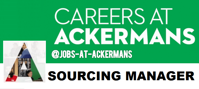 <h3><strong>ACKERMANS KUILSRIVER: SOURCING MANAGER</strong></h3>  <p><strong>Closing Date: </strong>28 February 2016<br /> <strong>Job Title:</strong> Sourcing Manager<br /> <strong>Department: </strong>Merchandise &ndash; Buying<br /> <strong>Brand:</strong> Ackermans<br /> <strong>Reporting To Position: </strong>Director<br /> <strong>Job Type Classification: </strong>Permanent<br /> <strong>Number of Positions:</strong> 1<br /> <strong>Location: </strong>Kuils River</p>  <p><strong>Job Purpose:</strong><br /> This exciting and challenging opportunity has become available within our Buying Management team.</p>  <p>We are looking for a resilient, efficient and confident individual with a compelling merchant mentality and a passion for Sourcing to execute the Company&rsquo;s Supplier Strategy by continuously sourcing new merchandise suppliers both internationally and locally in order to expand the Company&rsquo;s supply base and maximize profits, enabling quick response.</p>  <p><strong>Qualifications:</strong><br /> &bull; A Grade 12 Certificate/Matric<br /> &bull; A relevant degree /qualification in Fashion, Textile Design /Clothing Production/ Product Development /Merchandising, or a related field</p>  <p><strong>Knowledge, Skills and Experience:</strong><br /> &bull; Sourcing experience of which at least 3 years is at a senior level within a clothing/footwear/homeware retail environment&nbsp;<br /> &bull; Previous senior managerial experience to understand the inner workings of sourcing to meet the product strategy<br /> &bull; Integral understanding of the Clothing Retail Cycle &amp; Buying process<br /> &bull; Experience in developing strategy and implementing strategic interventions in a rapidly changing global and local context<br /> &bull;&nbsp;&nbsp; &nbsp;Minimum 5 years in a Clothing Manufacturing environment and/or Merchandising experience&nbsp;<br /> &bull;&nbsp;&nbsp; &nbsp;Previous experience in a design manufacturing environment&nbsp;<br /> &bull;&n
