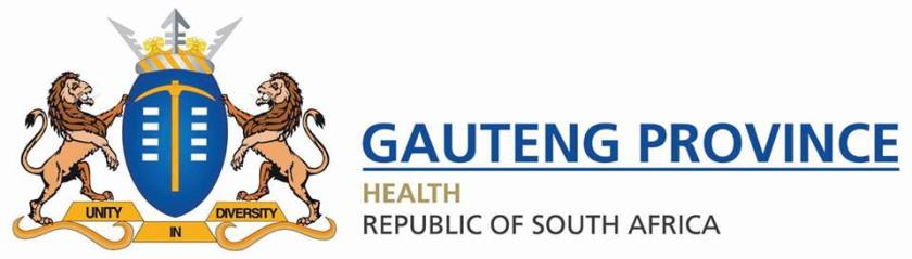 GAUTENG GOVERNMENT JOBS