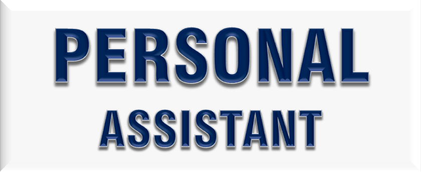 PERSONAL ASSISTANT Marketing Department CAPE TOWN