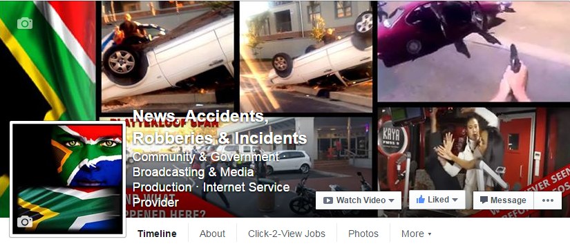News, Accidents, Robberies & Incidents