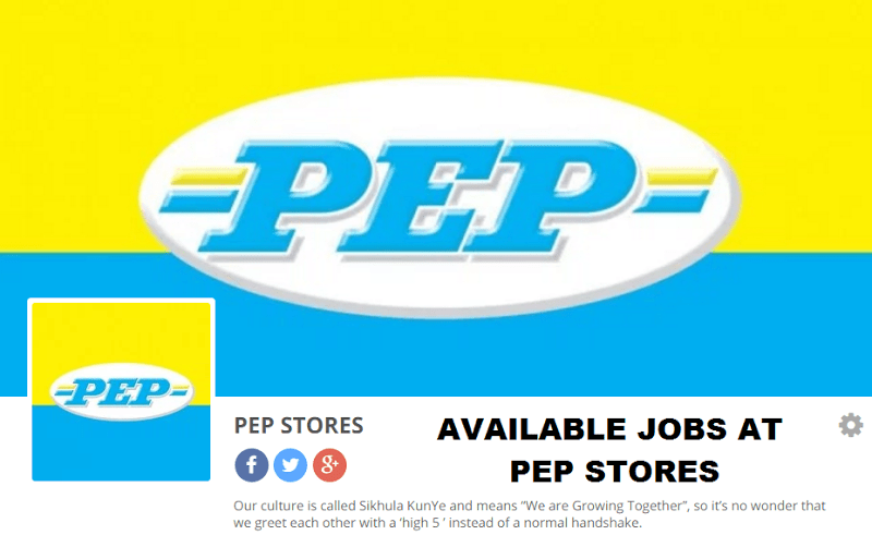 PEPMARKET: BUYER POSITION AVAILABLE IN CAPE TOWN