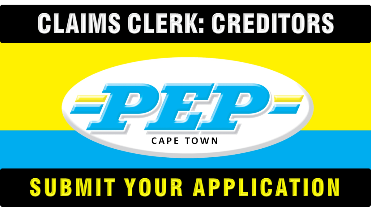 CLAIMS CLERK CREDITORS (CAPE TOWN)