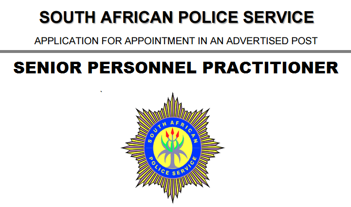 SAPS CAREER: SENIOR PERSONNEL PRACTITIONER