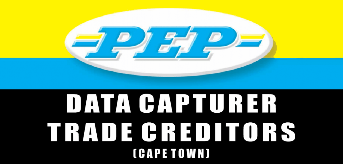 DATA CAPTURER – TRADE CREDITORS (CAPE TOWN)