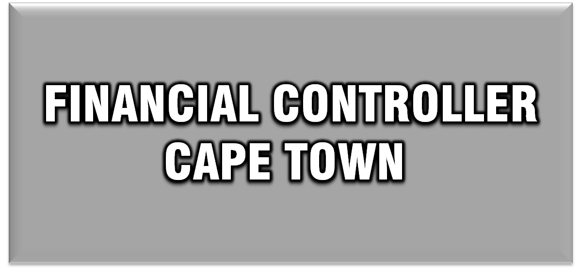 Financial Controller – Cape Town