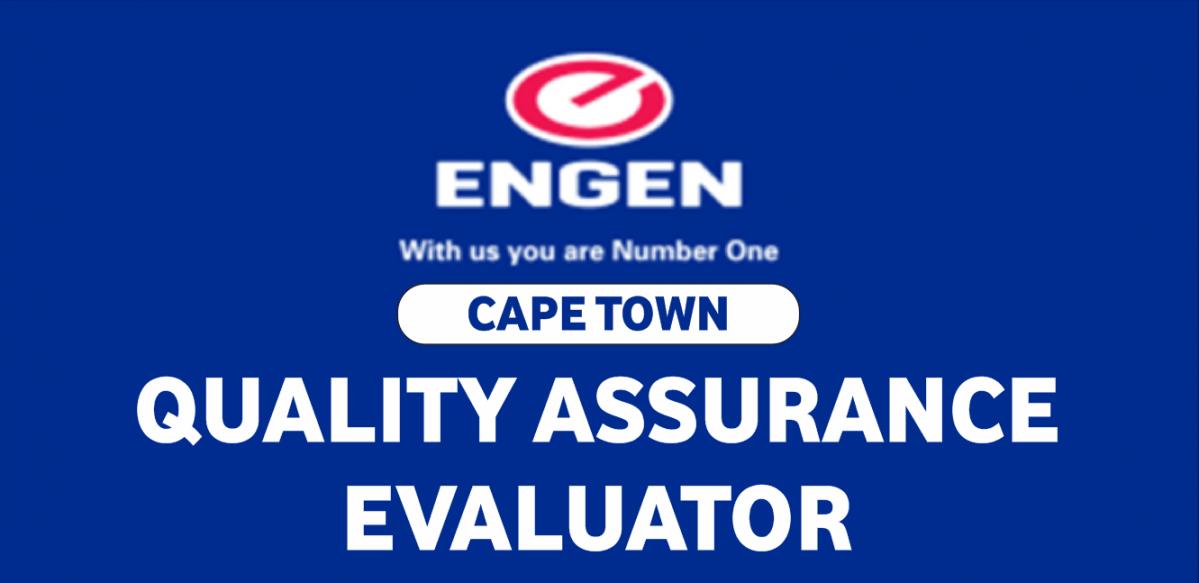 ENGEN: CSC QUALITY ASSURANCE EVALUATOR