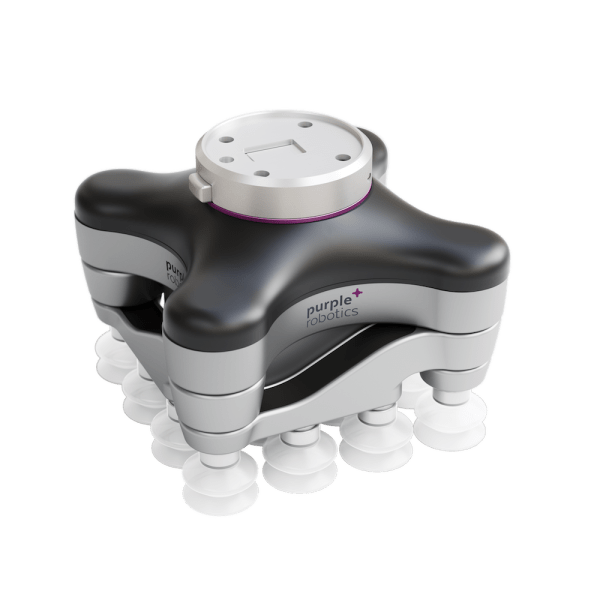 Purple robotics Vacuum gripper
