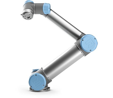 Universal Robots UR5 - tootmise automatiseerimine ja digitaliseerimine