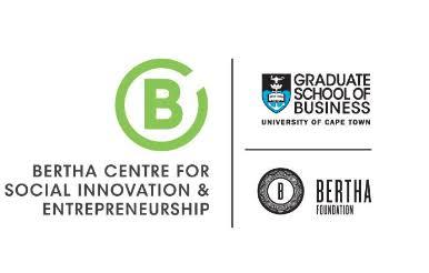 Bertha Centre for Social Innovation & Entrepreneurship, GSB Scholarship
