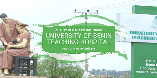 University of Benin Teaching Hospital, UBTH Recruitment 2019