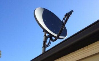 KU Band Satellite TV