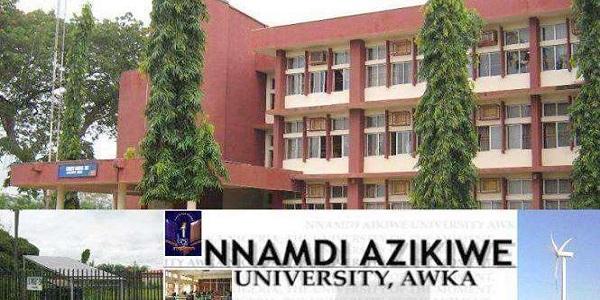 Unizik Doctorate, Master's Degrees, Postgraduate Diploma 2020