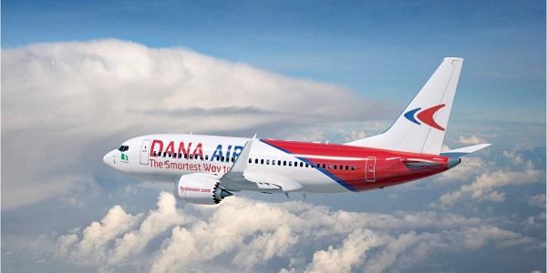 Dana Airline Recruitment 2020 Application Form Portal