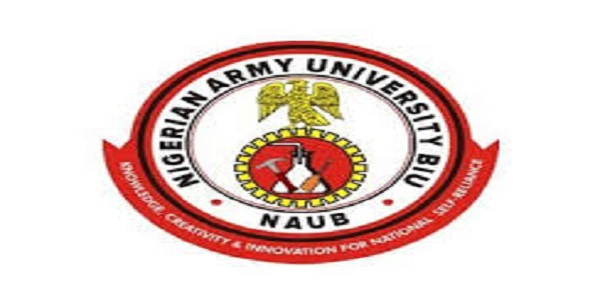 Nigerian Army University Biu, NAUB Courses/Departments & School Fees