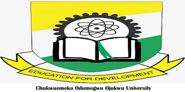 Chukwuemeka Odumegwu Ojukwu University,Coou Courses, School Fees