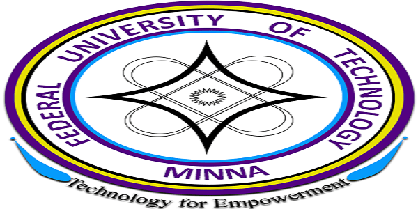 federal university of technolpgy minna logo