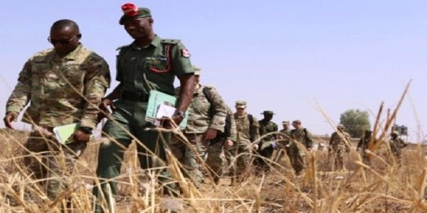 nigerian army short service commission