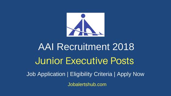 AAI 2018 Junior Executive Officer Posts – 542 Vacancies | B.E/B.Tech + GATE Score | Apply Now