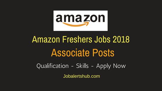 Amazon Freshers Catalog Quality Associate Job 2018 | Degree | Chennai | Apply Now