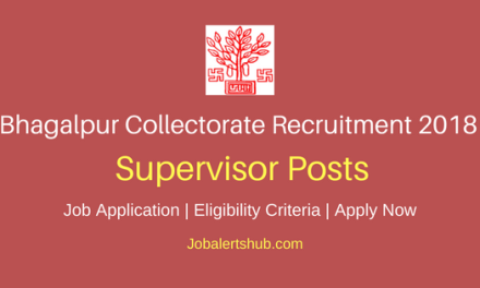 District Health Society (DHS) Bhagalpur Recruitment 2018 Senior Treatment Supervisor and STLS Posts – 15 Vacancies | Diploma, Graduate, Certificate | Apply Now