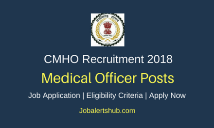 Chief Medical health Officer (CMHO) Kanker 2018 ANM, Dental Assistant, Medical Officer & Other Posts – 40 Vacancies | 8th / 10th / 12th, Degree, Master Degree, PG | Walkin