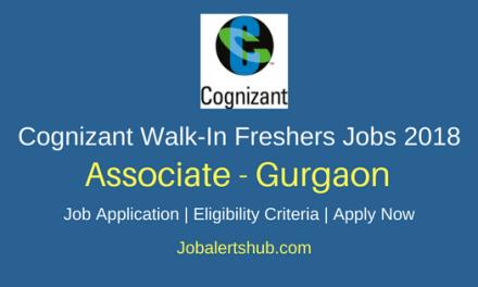 Cognizant Gurgaon Accounts Process Freshers Jobs 2018 | Bcom and BBA | Walkin: 29 Mar' 2018