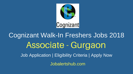 Cognizant Gurgaon Accounts Process Freshers Jobs 2018 | Bcom and BBA | Walkin: 23rd Mar'18
