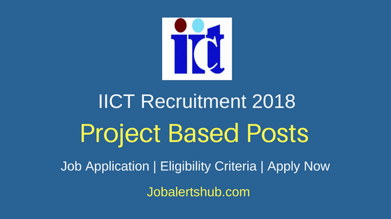 Indian Institute of Chemical Technology 2018 Research Associate, JRF, PA Posts – 16 Vacancies | B.Sc, PG, Ph.D | Apply Now