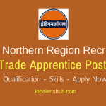 IOCL Northern Region 2018 Trade Apprentice Jobs – 225 Vacancies | 10th Class, ITI, Diploma | Apply Now