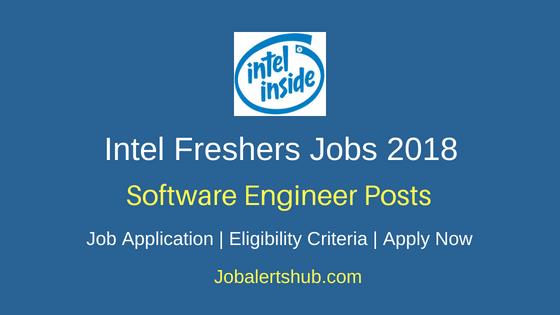 Intel Bangalore 2018 Software Engineer Jobs | M.Tech | Apply Now