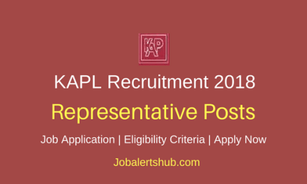 Karnataka Antibiotics & Pharmaceuticals Limited (KAPL) 2018 PSRs, ASRs & VSRs Jobs – 27 Vacancies | Graduation | Walkin