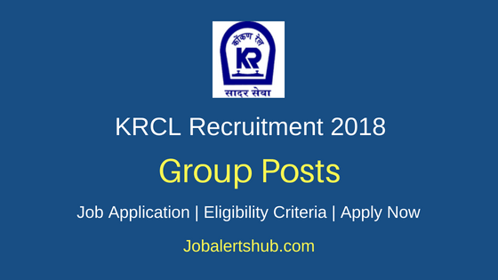 Konkan Railway (KRCL) 2018 Trackman, Assistant Pointsman , Khalasi Posts – 100 Vacancies | 10th Pass | Apply Now