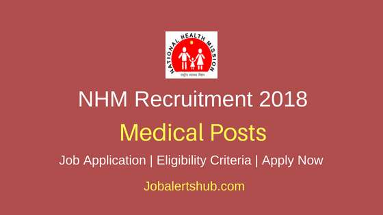 National Rural Health Mission (NRHM) Uttar Pradesh 2018 Recruitment Medical & Non-Medical Posts – 2390 Vacancies | 10th, 12th, Diploma, Degree, PG & Others | Apply Now